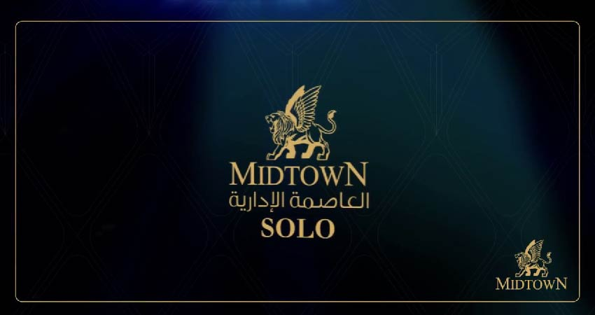 Midtown Solo-cover-logo